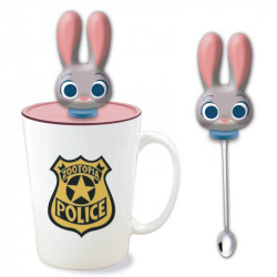 Zootopia Rabbit Mug