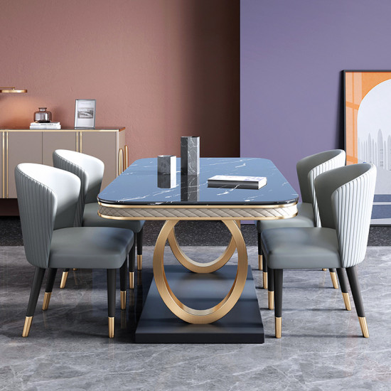 ZFU-25A Marble Dining Table
